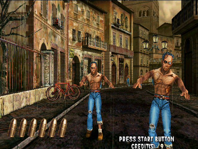 Dreamcast - The House of the Dead 2 Img 01